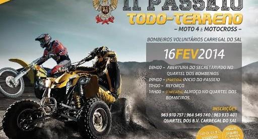 II PASSEIO TODO-TERRENO