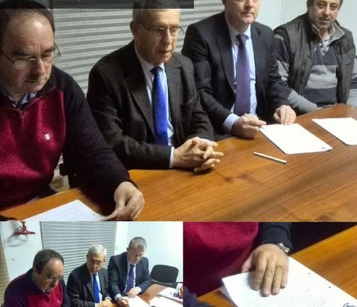 Assinado contrato para Ampliação e Alteração do Quartel