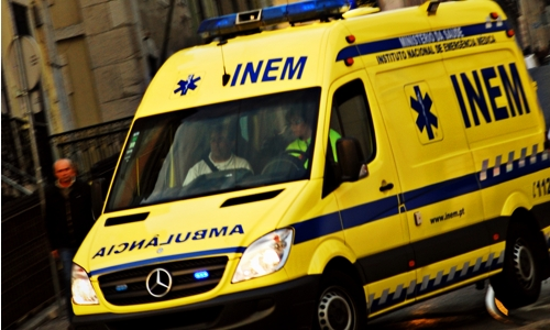 AHBV recebe Ambulância de Emergência Médica