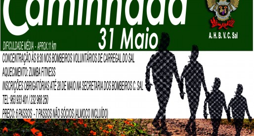 Caminhada 31 de Maio