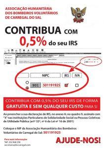 Consignação IRS BVCS